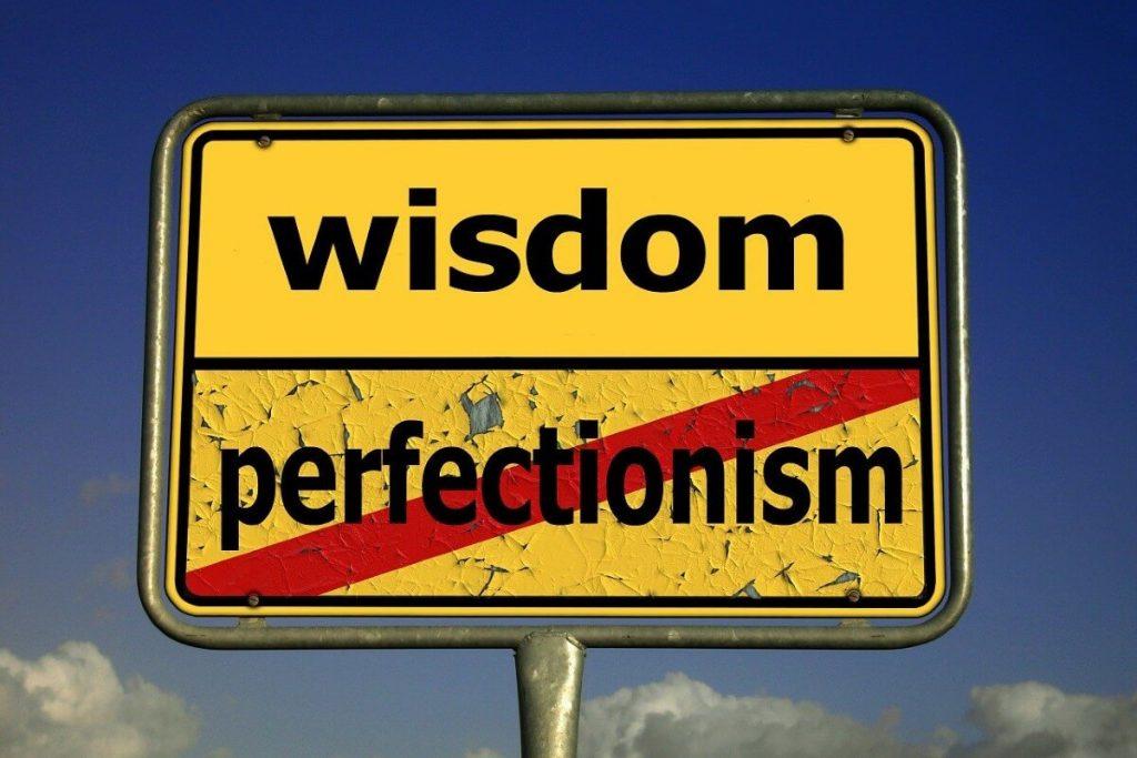 El perfeccionismo