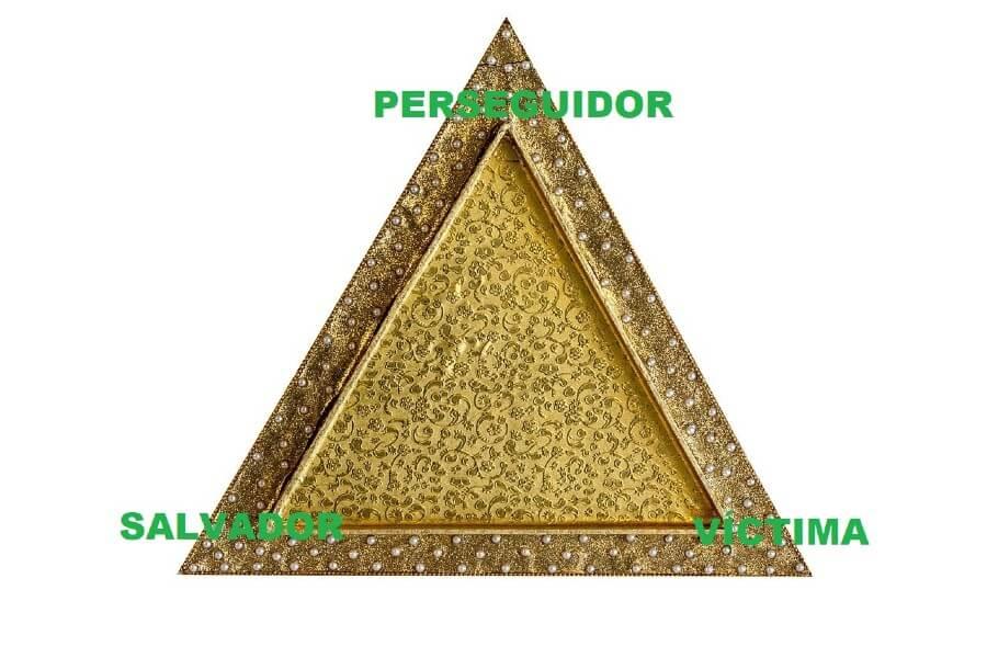 Triángulo dramático