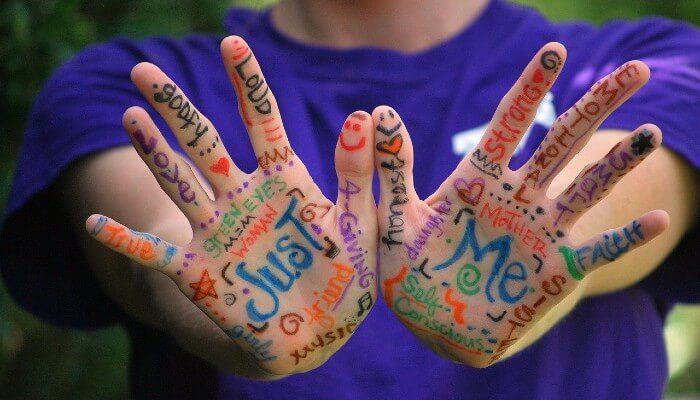 los dedos