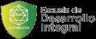 logotipo forma de escudo